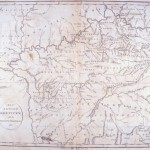 Map of the State of Kentucky, 1795