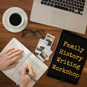 Workshop: Family History Writing and Publishing Part I @ Kentucky Historical Society | Frankfort | Kentucky | United States