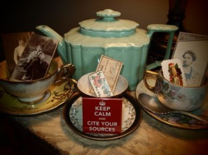 Genealogy Tea & Sympathy @ Kentucky Historical Society | Frankfort | Kentucky | United States