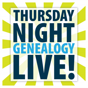 Thursday Night Genealogy, Live!: Lineage Society Night! @ Kentucky Historical Society | Frankfort | Kentucky | United States