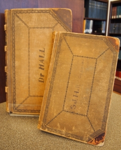 Collections Corner: The Notebooks of Dr. Samuel Johnson Hall