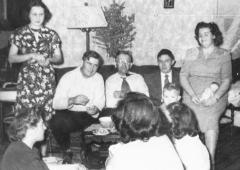 History Mystery: Owensboro Family Christmas, 1951