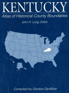 Researching Kentucky Genealogy – Part 2: County boundaries
