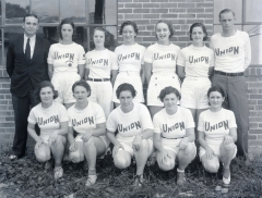 History Mystery: Women's Baseball Team 1934
