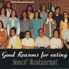 """15 Good Reasons"" to Remember the Jones' Kentucky Home Restaurant"