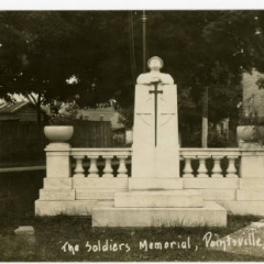 History Mystery: the War Memorial at Paintsville, Ky.