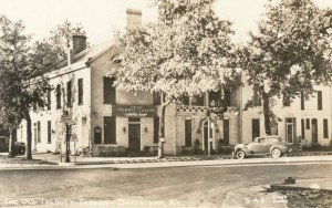 Old Talbott Tavern: Bardstown