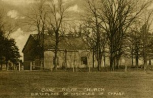 Cane_Ridge_Church_Birthplace_of_Disciples_of_Christ