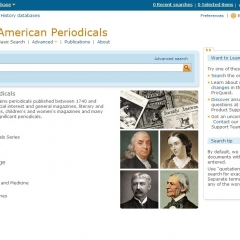 Collections Corner: New Databases Available in the Library!