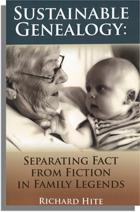 Book Notes – Sustainable Genealogy: Separating Fact From Fiction in Family Legends