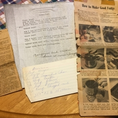 Pickling Our Past: Preserving & Sharing Family Recipes