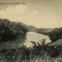 Collections Corner: Licking River Navigation Journals