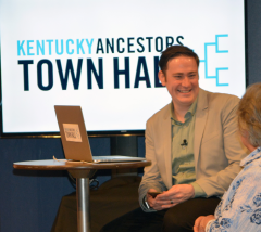 Kentucky Ancestors Town Hall 2017