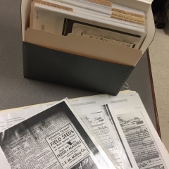Collections Corner: The Green Hill Cemetery Research Collection
