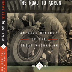 Book Notes – On a Burning Deck. The Road to Akron & Return to Akron