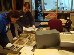 Caring for Family Archival Collections