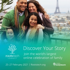 KHS at RootsTech Connect!